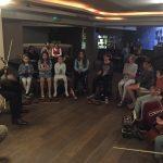 Instrumental workshop